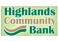 Lake Moomaw Big Bass - Highlands Community Bank